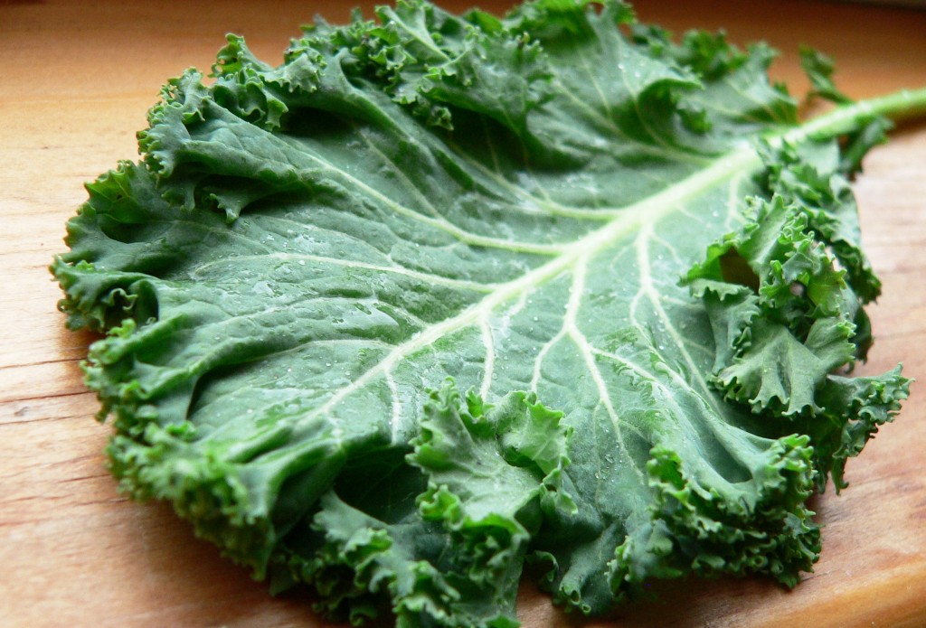 Hero in the Kitchen: Kale  A Runners Delight